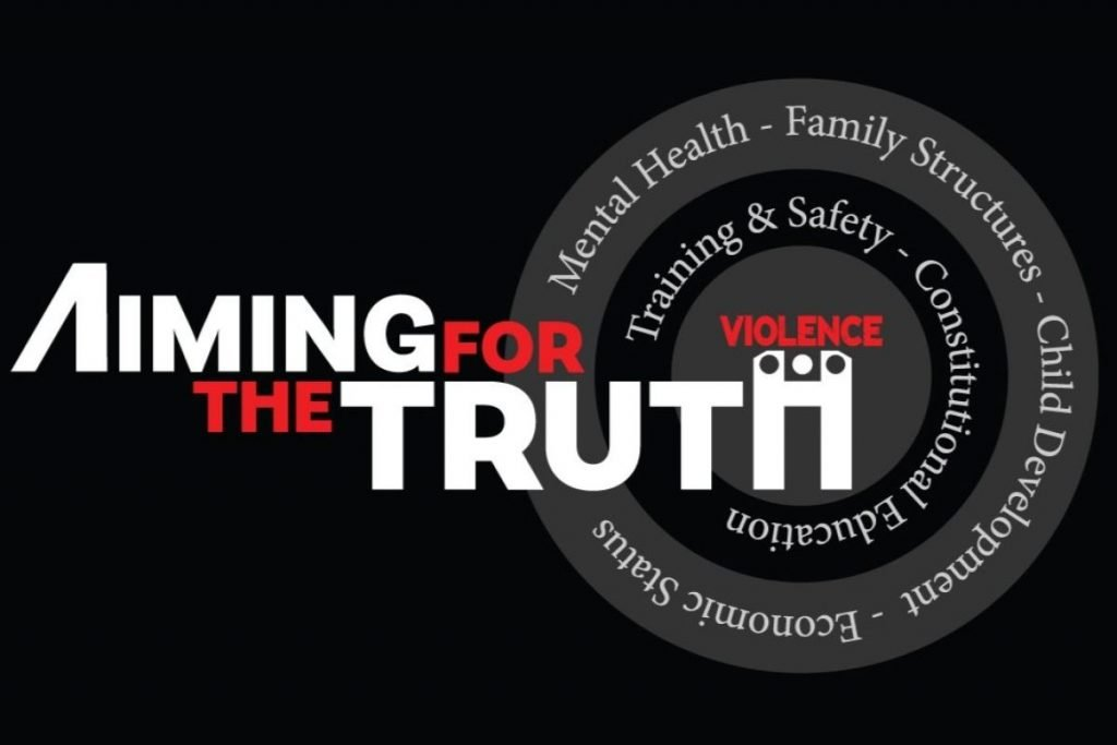 Aiming For The Truth Logo