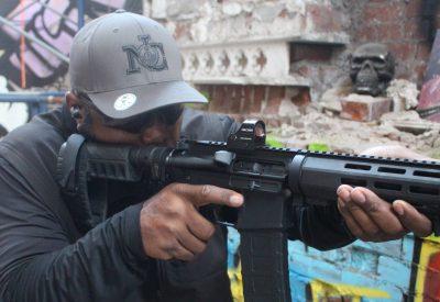 Evolve Rifle 2